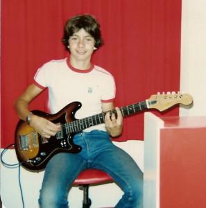 80's Guitar pic